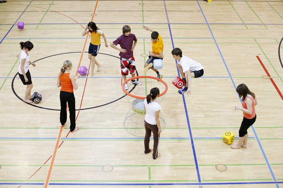 Sporten op school